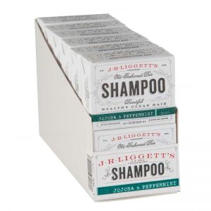 Jojoba & Peppermint Oil Shampoo Bars - J.R.LIGGETT's