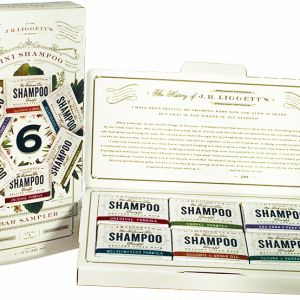 Mini Shampoo Bar Sampler-0