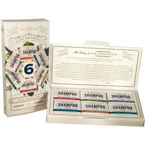 Min Shampoo Bar Sampler Box