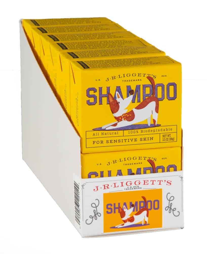 Dog Shampoo Bar for Sensitive Skin-171