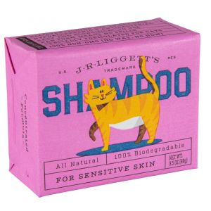 Cat Shampoo Bar for Sensitive Skin-0