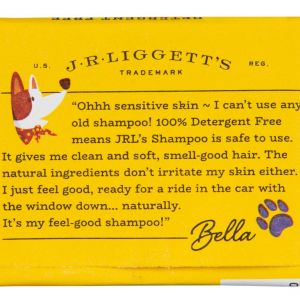 Dog Shampoo Bar for Sensitive Skin-172