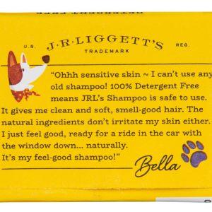 Dog Shampoo Bar for Sensitive Skin-172