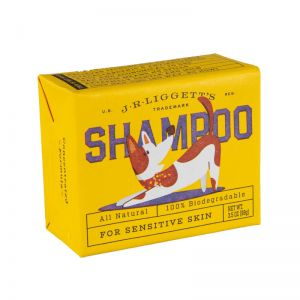 Shampoo Bar for Dogs with Sensitive Skin