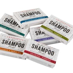J.R. LIGGETT'S Mini Shampoo Bars