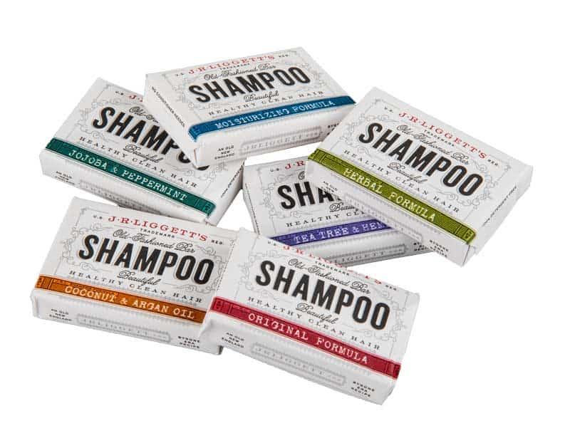 J.R. LIGGETT'S Mini Shampoo Bars