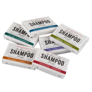 Mini Shampoo Bars, Great for Travel - JR LIGGETTS