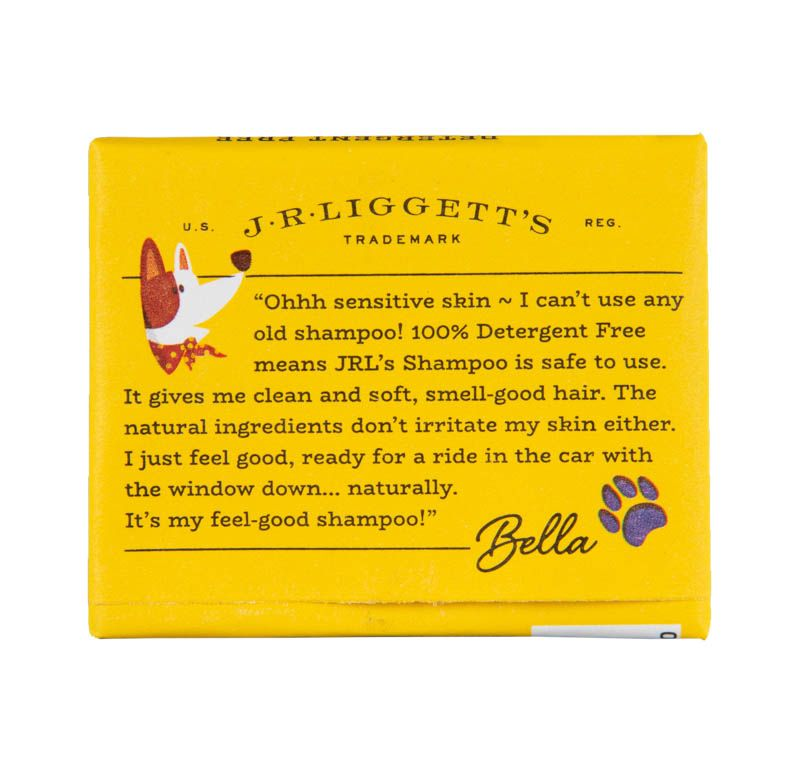 "Dog Shampoo for Sensitive Skin – ""Bella"""