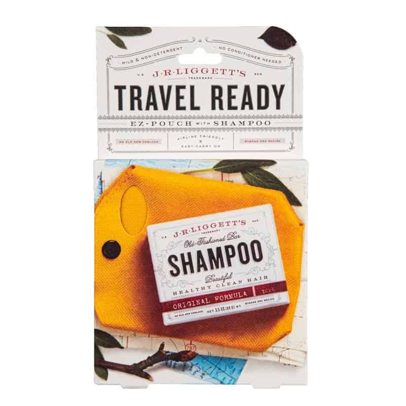 EZ Pouch Case for Shampoo Bar