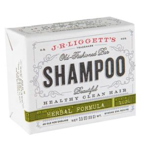 J.R.LIGGETT'S Herbal Shampoo Bar