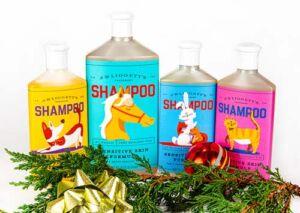 Natural Pet Shampoo - liquid