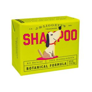 JRLIGGETT'S Botanical Dog Shampoo Bar
