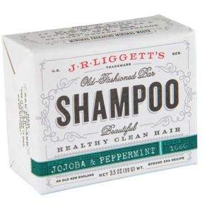 J.R.LIGGETT'S Jojoba & Peppermint Shampoo Bar