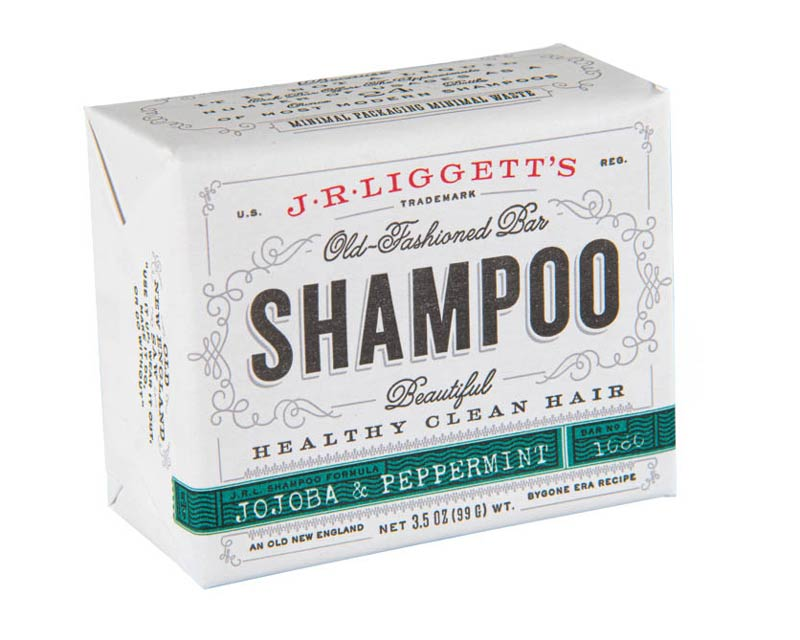 Jojoba & Peppermint Formula Shampoo Bar – 3.5oz