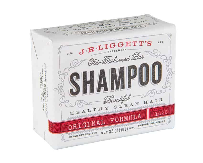 Original Formula Shampoo Bar - 3.5oz - J.R.LIGGETT'S