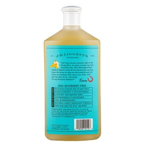 Horse Shampoo for Sensitive Skin - 16.9oz liquid bottle